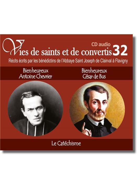 Blessed Antoine Chevrier et blessed César de Bus