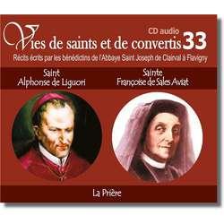 San Alphonse de Liguori et Santa Françoise de Sales Aviat