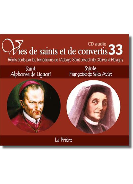 Saint Alphonse de Liguori et Sainte Françoise de Sales Aviat