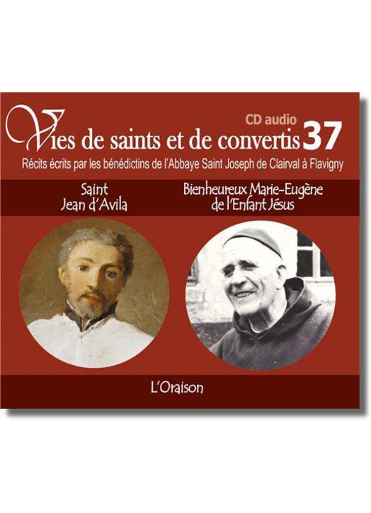 Père Marie-Eugène et Saint Jean d'Avila