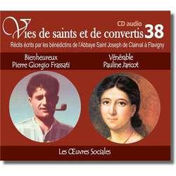 Blessed Pier Giorgio Frassati et Venerable Pauline Jaricot