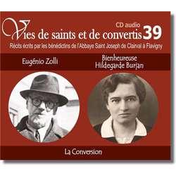 Eugenio Zolli et blessed Hildegarde Burjan