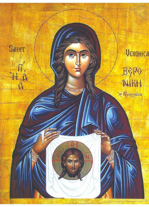 Icon of Saint Veronica