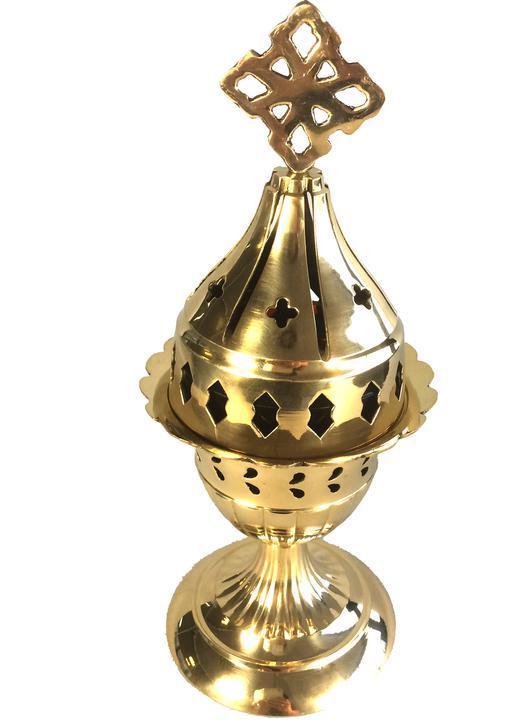 Lámpara de aceite (bronce) (Autre vue générale)