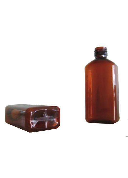 Frasco en plástico para el agua santa