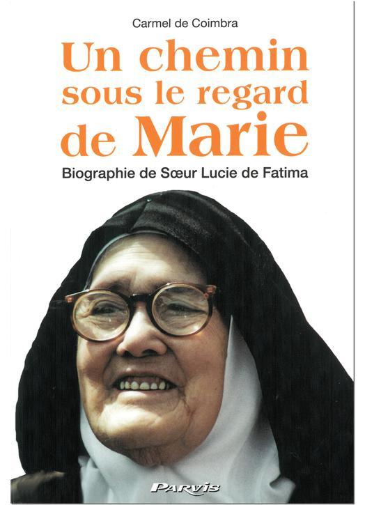 Un chemin sous le regard de Marie