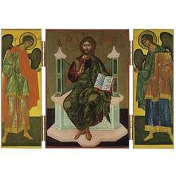 Le Christ en majesté