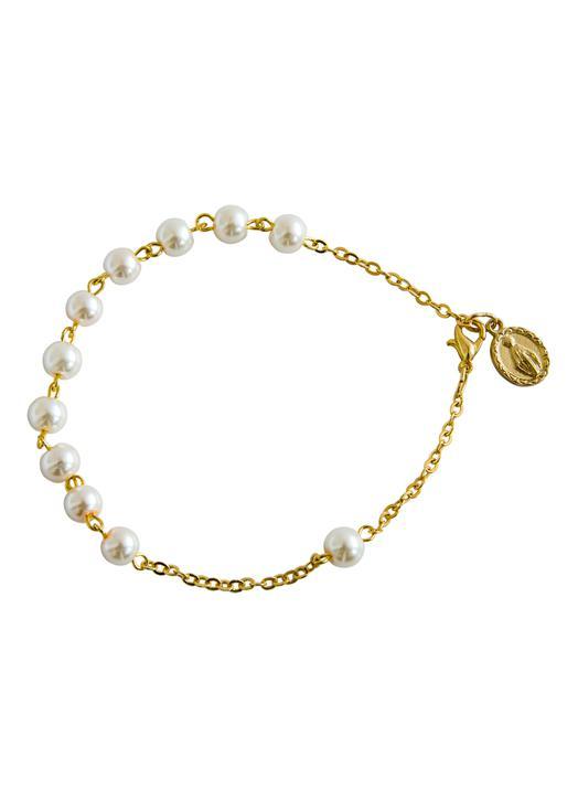 Bracelet dizainier - première communion