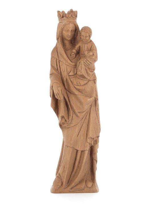 Statue de la Vierge couronnée, 28 cm (Vue de face)