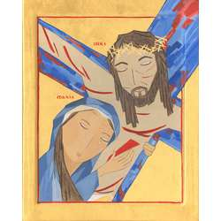 Icono de Nuestra Señora de la Compasión