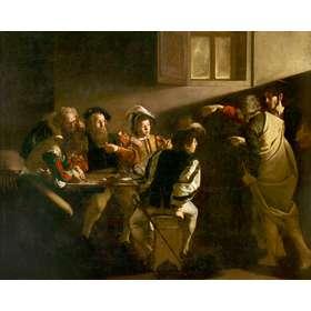 Icône de la Vocation de saint Matthieu