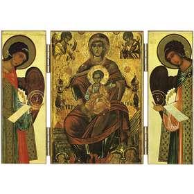 La Vierge du Signe