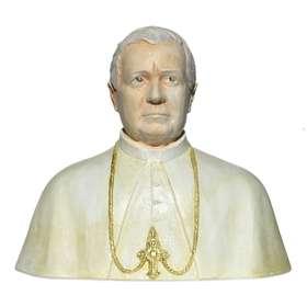 Buste van Pie X, 15 cm (Vue de face)