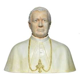 Busto San Pie X, 15 cm (Vue de face)