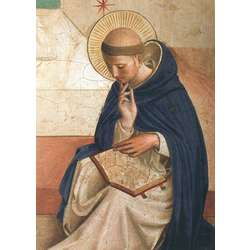 Icône de Saint Dominique (G)