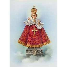 Icoon van het kindeke Jezus van Praag