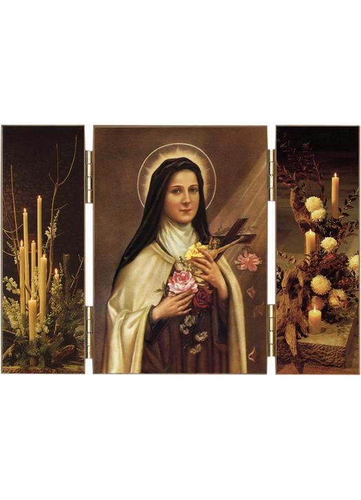 Sta. Teresita del Niño Jesús por Celina