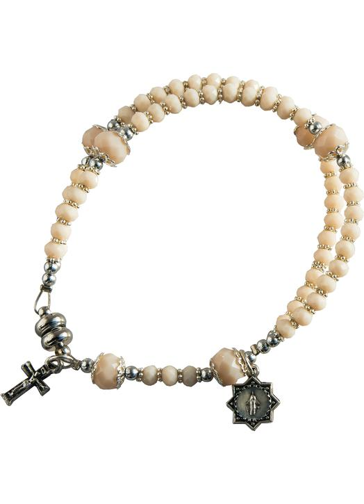 Rosary bracelet of first communion