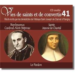 Bx Cardinal Aloïs Stépinac et Sainte Jeanne de Chantal