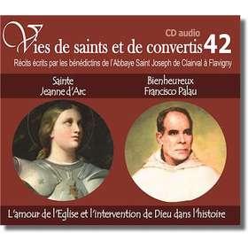 Sainte Jeanne d'Arc et Bx Francisco Palau