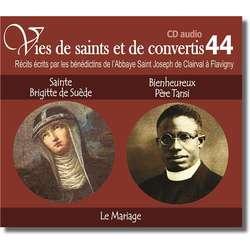 Sainte Brigitte de Suède et Bx Père Tansi