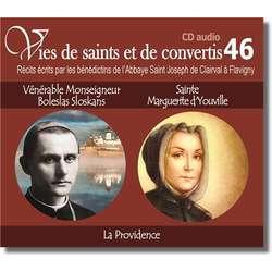 Vénérable Mgr Boleslas Sloskans et Sainte Marguerite d'Youville