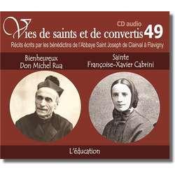Bx Don Michel Rua et Sainte Françoise-Xavier Cabrini