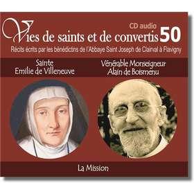Sainte Emilie de Villeneuve...