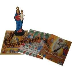 Kit de oración (L'ensemble des objets religieux)