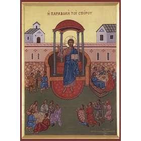 Icono de la parábola del sembrador