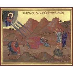 Icono de La conversión de San Pablo