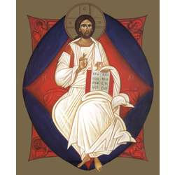 Icon of Christ in Glory