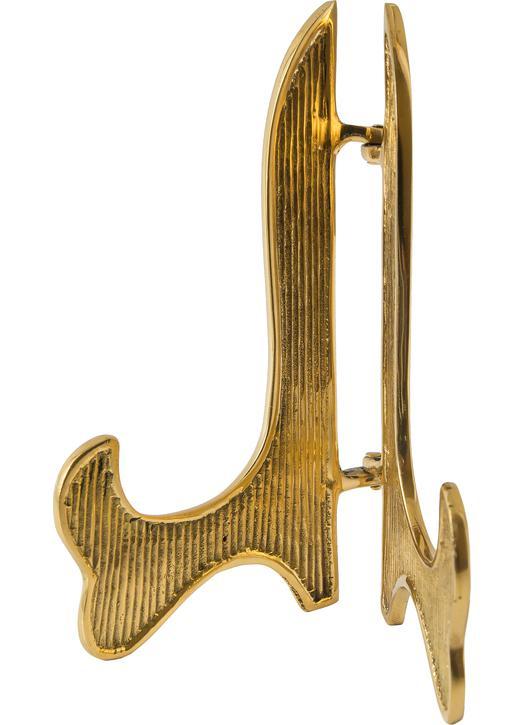 Chevalet en bronze - 12 cm (Vue de face)