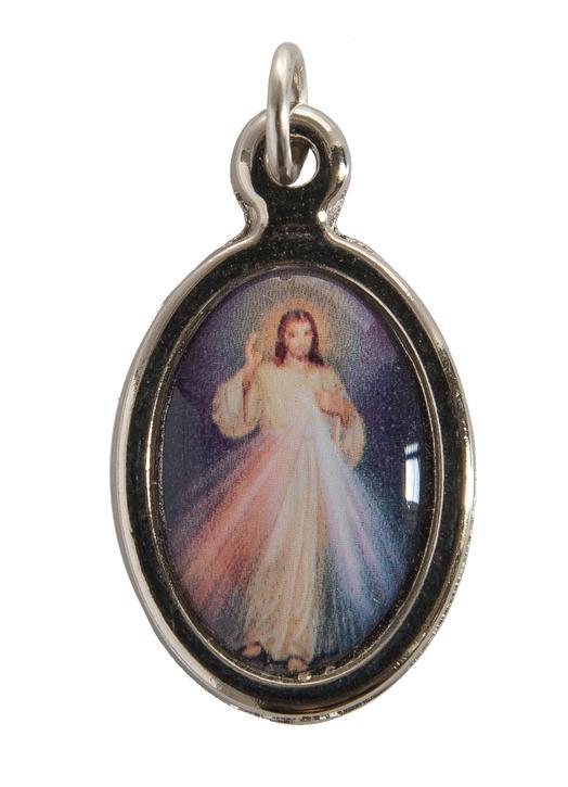 Médaille de Jésus Miséricorde - 20 mm