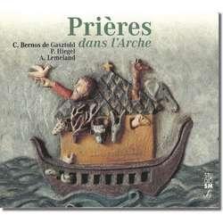 CD audio Prières dans l'Arche