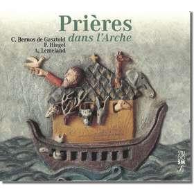Audio cd Prayers in ark