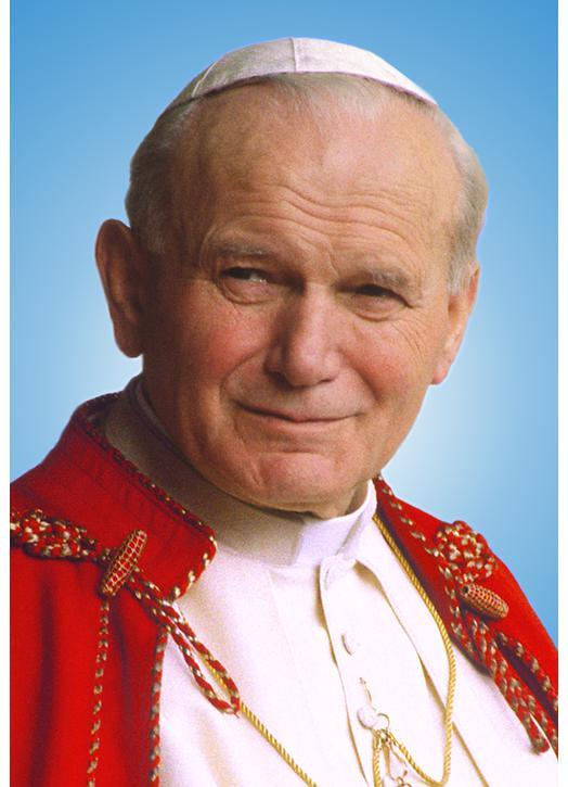 Gran icono de san Juan Pablo II (1978 - 2005)