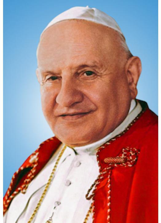 Large icon of Saint John XXIII