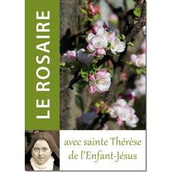 Livre Le Rosaire, Textes de sainte Thérèse de l'Enfant-Jésus