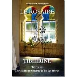 Livre Le Rosaire, Textes des moines de Tibhirine