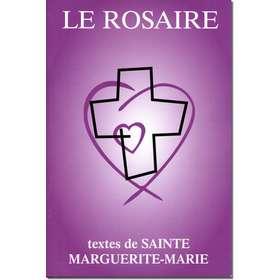 Livre Le Rosaire, Textes de sainte Marguerite-Marie
