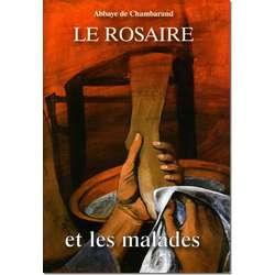 Livre Le Rosaire avec les malades, (grand format)