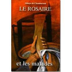 Livre Le Rosaire avec les malades,