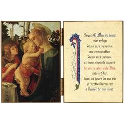 Vierge à l'Enfant et Saint Jean-Baptiste