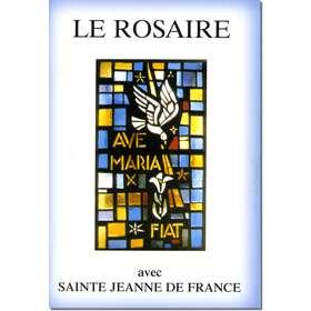 Livre Le Rosaire, Textes de sainte Jeanne d'Arc