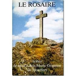 Livre Le Rosaire, Textes de saint Louis-Marie Grignion de Montfort