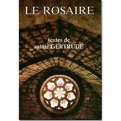 Livre Le Rosaire, Textes de sainte Gertrude