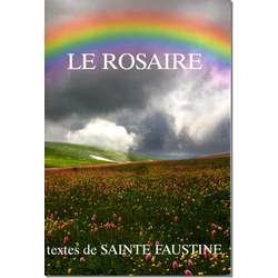 Livre Le Rosaire, Textes de sainte Faustine