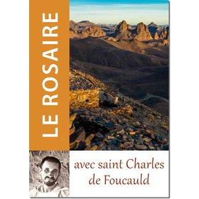 Livre Le Rosaire, Textes du Père de Foucauld