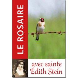 Livre Le Rosaire, Textes de sainte Édith Stein